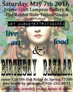 Art Market Extravaganza